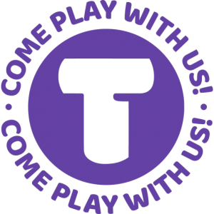 Twist logo - Come play with us!