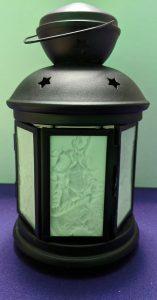 Custom Crafted Lithophane Lantern